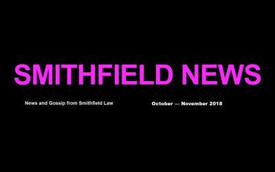 October – November Newsletter